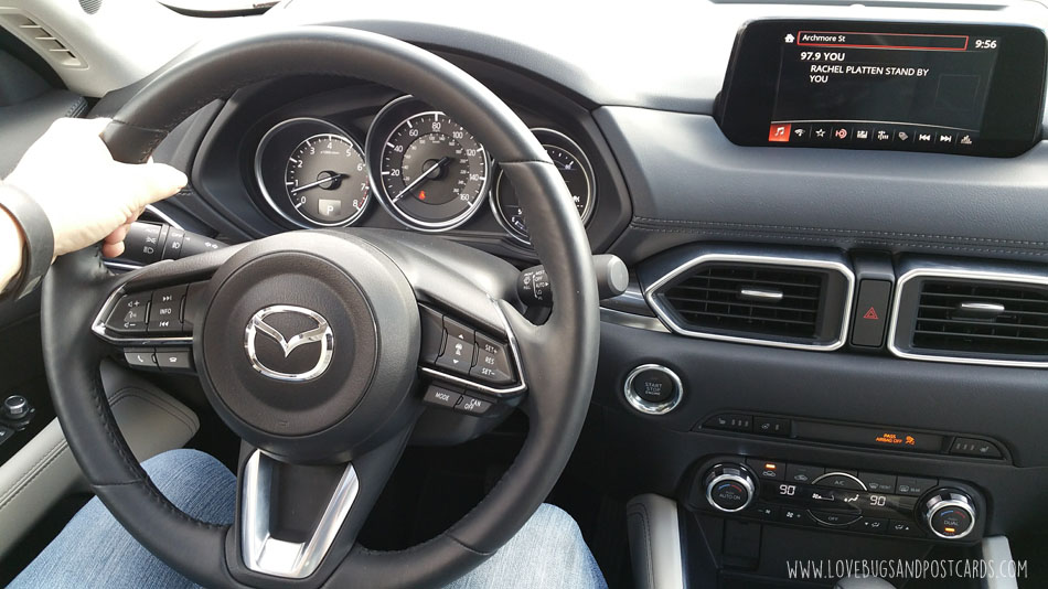 2017 Mazda CX-5 Grand Touring AWD Review