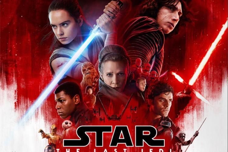 Trailer for STAR WARS: THE LAST JEDI   #TheLastJedi