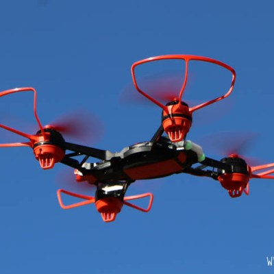 DRL Nikko Air Race Vision 220 FPV Pro Review