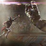 Thor: Ragnarok release + new Valkyrie & Hela clips and artwork