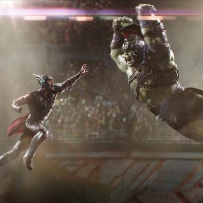 Thor: Ragnarok release + new Valkyrie & Hela clips and artwork