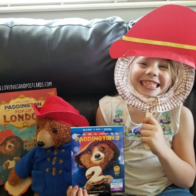 Paddington Bear Craft + Paddington 2 movie release