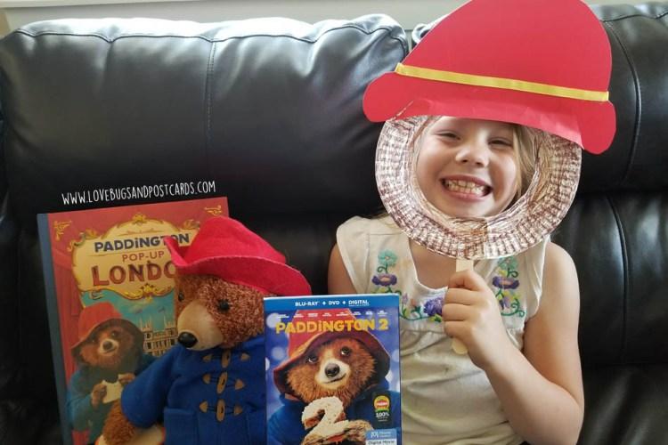 Paddington Bear Craft + Paddington 2 movie release