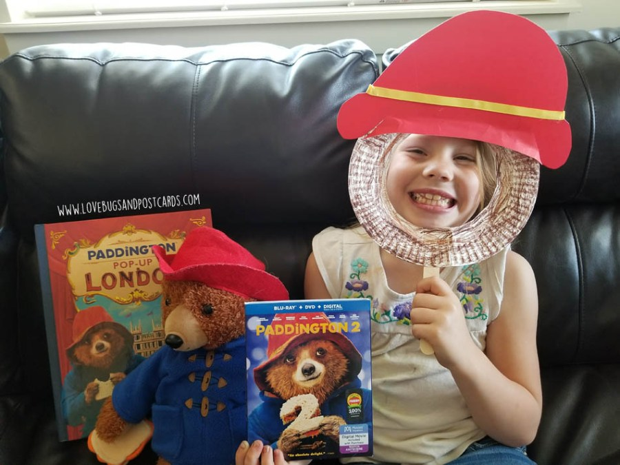 Paddington Bear craft