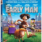 Early Man on Blu-ray + Claymation Kit Giveaway