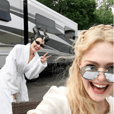 Angelina Jolie and Elle Fanning will be reprising their roles in Maleficent II