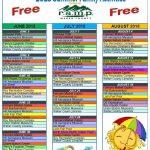 Weber County RAMP FREE Days 2018