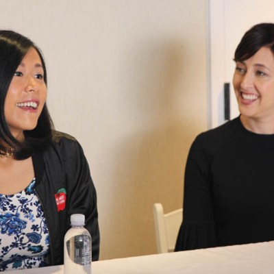 "Interview with ""Bao"" Director Domee Shi & Producer Becky Neiman #Incredibles2Event"