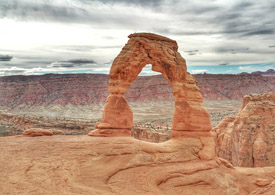 Unique things to do in Utah - Delicate Arch