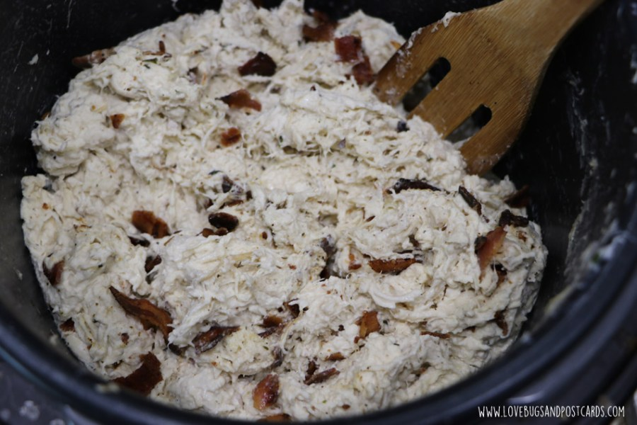 Pressure Cooker Crack Chicken