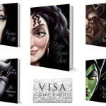 Disney VILLAINS Books prize pack giveaway
