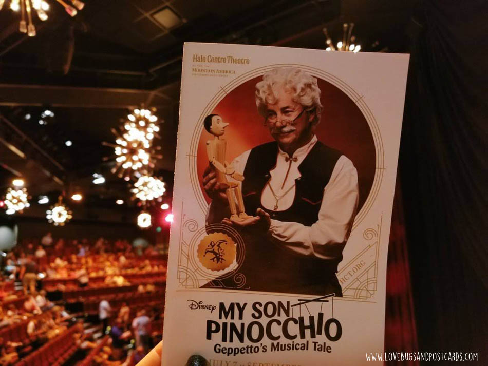 "Hale Center Theater ""My Son Pinocchio"""