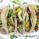 Pressure Cooker Pork Carnitas (Mexican Pulled Pork)
