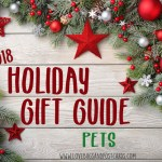 Holiday Gift Guide 2018 – Pets