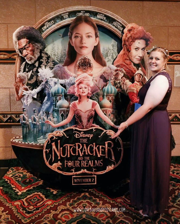Disney's The Nutcracker and the Four Realms Red Carpet Premiere Experience