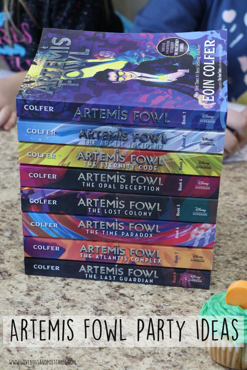 Artemis Fowl 4 Pdf