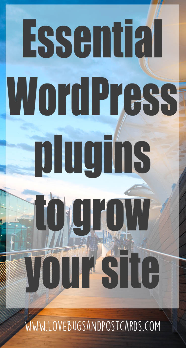 Essential WordPress plugins to grow your site