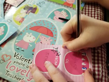 Valentine's Fun with Peppa Pig