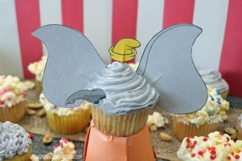 Dumbo Cupcakes