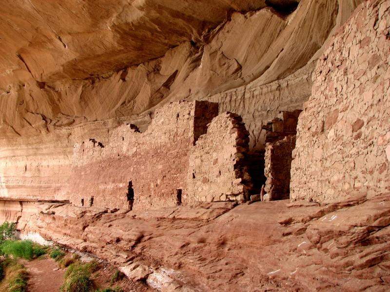 Anasazi Ruin in Montezuma Creek