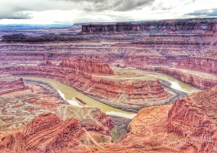 Unique things to do in Utah - Dead Horse Point