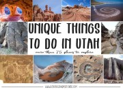 Unique things to do in Utah