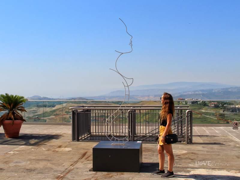 Arte e città a Catanzaro, Calabria