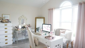 Beauty & Office Room Tour Fall 2015