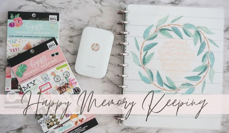 Happy Memory Keeping – Intro
