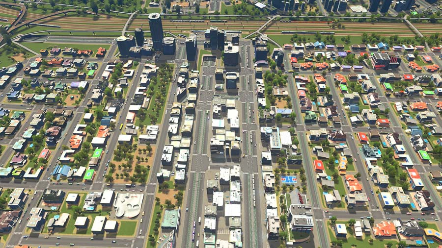 Weekend Deal - Cities: Skylines, 75% Off