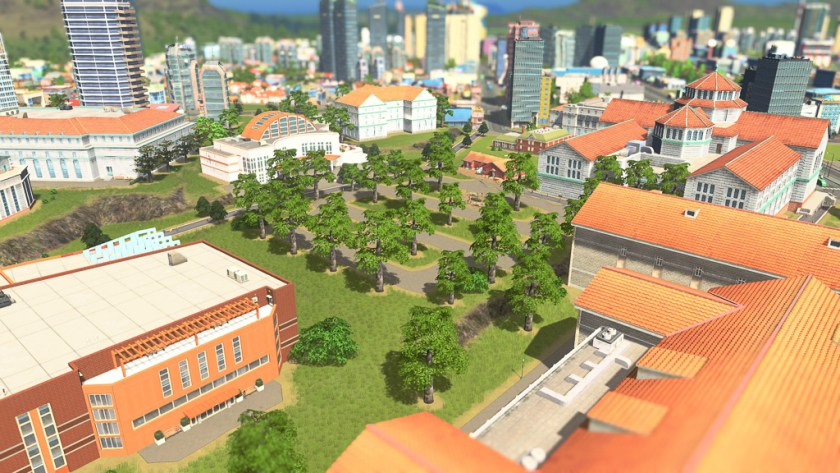 Campus expansion review - Love Cities: Skylines