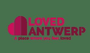 loved antwerp logo