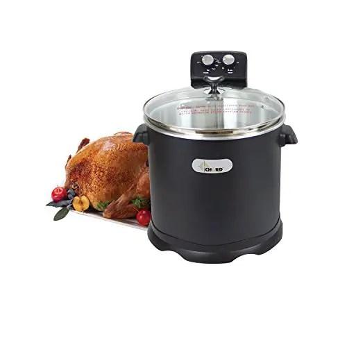 Chard Electric Turkey Fryer Review Best Turkey Deep Fryer Love