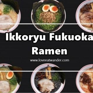 Ikkoryu Fukuoka Ramen Alabang