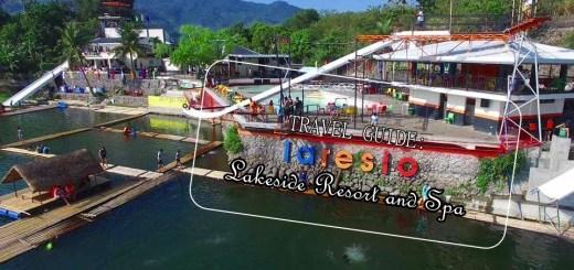 Laresio Lakeside Resort and Spa