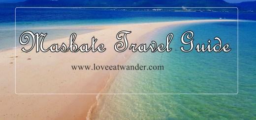 Masbate Travel Guide