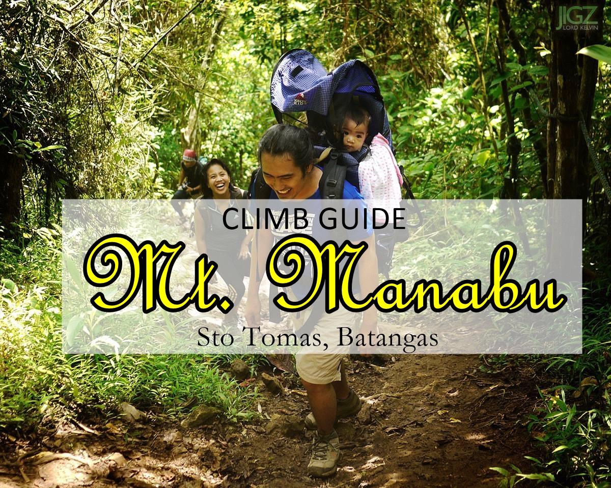 Mt Manabu DIY Climb Guide