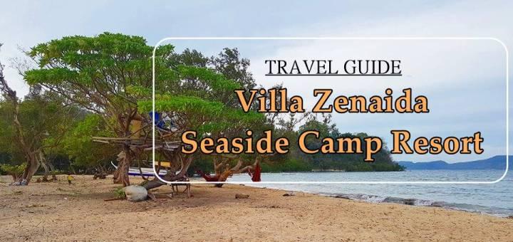 villa zenaida resort calatagan, batangas