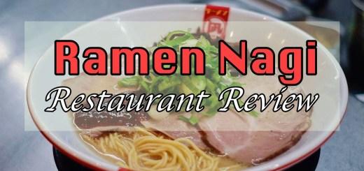 Ramen Nagi Review