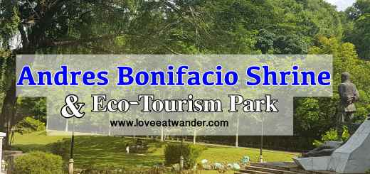 Bonifacio Shrine