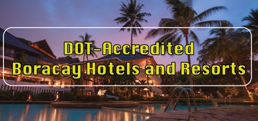 DOT-Accredited hotels and resorts