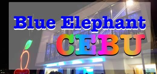 BLUE ELEPHANT CEBU