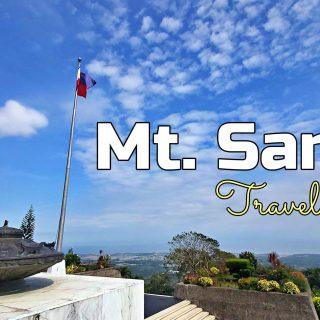 Mt. Samat Bataan Blog