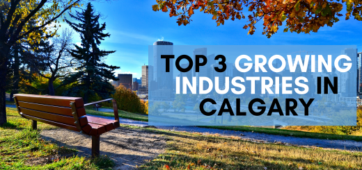 Growing Industries in Calgary