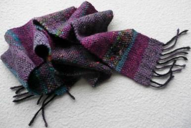 Purple scarf NFS