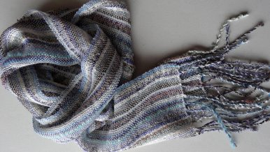 Sea and sky scarf NFS
