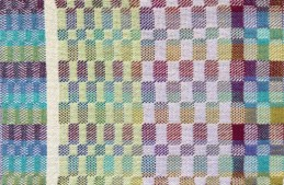 double weave and twill blocks