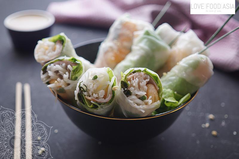 Gỏi Cuốn - Vietnamese Summer Rolls
