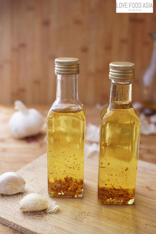 Crispy Garlic Oil from Myanmar