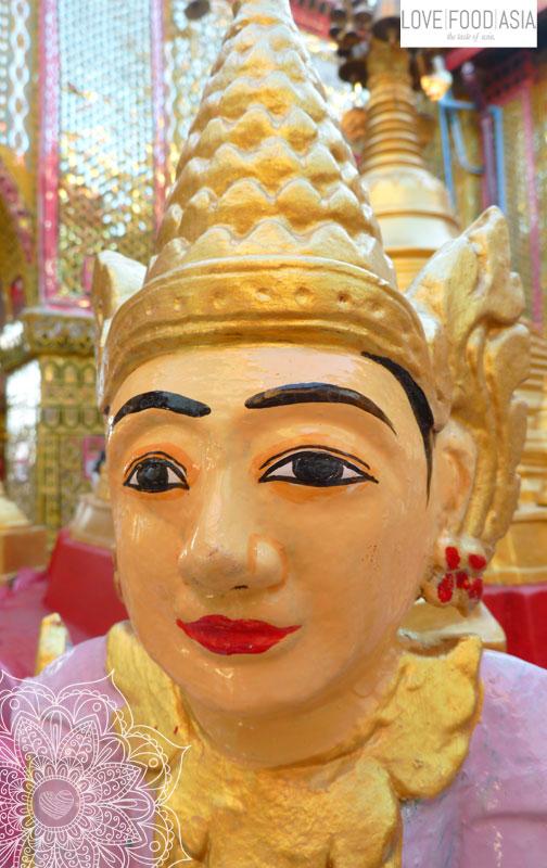 Statue in Mandalay